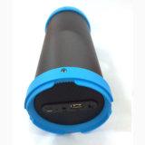 FMの2.5インチのBluetoothのスピーカーおよびサポートTFカード1500mAh電池6Wのスピーカー