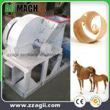 Molino que afeita de madera Chipper de madera eléctrico del motor diesel del uso de la granja para el caballo