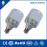 E27 colonne à 40W sans gradation Pure Warm Cool White LED Lamp