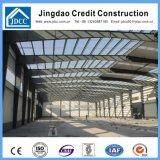 インストールカラー鉄骨構造の倉庫