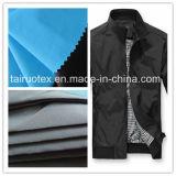 100 % nylon taslon Tissu avec Vêtement imperméable TISSU ENDUIT PU