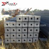 기계를 만드는 강화된 콘크리트 Lintel