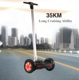 Kingwheel Latest Portable Mini Two Wheels Electric Scooter con Adjustable Handle Bar (KW-C001)
