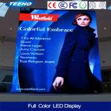 Heißer Verkauf! ! Farbenreicher Miete P3.91 LED-Innenbildschirm