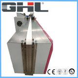 La máquina butílica ajusta automáticamente la anchura del aluminio