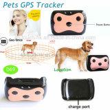 Die kleinste Größe Pets GPS-Verfolger mit Geo-EinzäunenD69