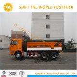 Shacman F3000の販売のためのディーゼル機関385HPの重いダンプトラック