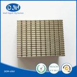 Matériau magnétique à cylindre fritté permanent pour Moto (DCM-034)