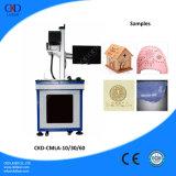 CO2 Tissu acrylique machine de gravure laser Carving