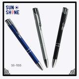 Les produits promotionnels Hot Sale Cliquez stylo à bille en aluminium
