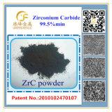 Tecnologia de Patentes 0.8-1.2um, -325mesh, Zrc Powder