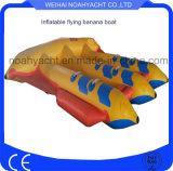 6 barcos de banana infláveis dos peixes de vôo do barco 420cm da pessoa para a venda