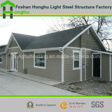 현대 조립식 집 Prefabricated 집 빛 강철 별장