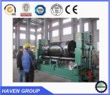 Machine de roulement de dépliement de plaque universelle supérieure hydraulique du rouleau W11S-20X2500