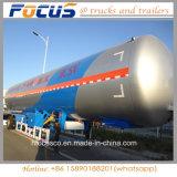 Navio petroleiro de gás líquido semi reboque / armazenamento de propano Trailer de GPL