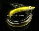 da atração macia da enguia 58g de 30cm pesca macia do equipamento de pesca da atração