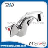 Cheap Chrome Plated Zinc Handle Sink Kitchen Mixer