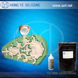 La gomma del silicone del modanatura di RTV per resina, prodotti dell'intonaco ha copiato