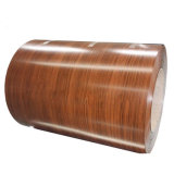 Vorgestrichene galvanisierte gewölbte PPGI Dach-Blatt-Farben-überzogene Stahlrolle