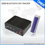 Sistema de rastreamento GPS de alta segurança com motor no alerta