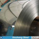 Bobina d'acciaio galvanizzata bobina dura piena di Gi con il lustrino normale o zero