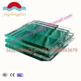 glace de construction stratifiée par 8.76mm/10.76mm/12.76mm/16.76mm avec la qualité