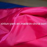 Tela 100% impermeable de nylon de la PU para la chaqueta / el bolso / el paraguas de Down