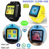 Heißer verkaufenkinder 3G GPS-Uhr-Verfolger mit Fernsprechruf-Support D18s