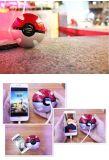 Горячие продавая 10000mAh всеобщее Pokemon идут заряжатель франтовского крена силы портативный с светом СИД для крена силы USB Pokeball телефона