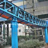 주사위 점 Conveyor/Dg Type Pipe Belt Conveyor 또는 Conveyor Supplier