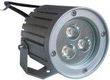 9Wは屋外のためのカラーIP65高い明るさの点ライトを選抜する