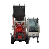 SaleのユニバーサルPortable Ready Mix Transit Mixer Truck