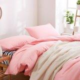 Migliore coperchio normale di vendita della trapunta del lenzuolo dell'assestamento di colore