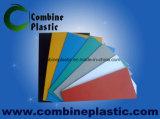 Gekennzeichnete Belüftung-Schaumgummi-Blatt-Vorstand-Plastikprodukte anstelle vom Holz