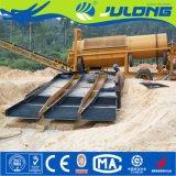 Профессиональный Julong экспорт золота за рубежом машины на земле