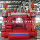 O castelo inflável com certificado CE Devolução de jumper