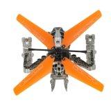 2779021 독립 일 II 비행 운영하는 기능을%s 가진 관련 장난감 6 축선 자이로컴퍼스 RC Quadcopter