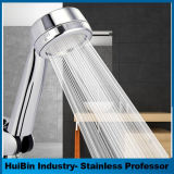 Função Ultra-Luxury Full-Chrome 24 2 a 3 em 1 Combo Shower-Head /Handheld-Shower