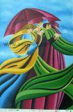 La reproduction de chef d'oeuvre Claude peintures faites à la main d'huile