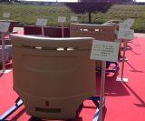 철 주물, 모래 주물, Nacco 전기 포크리프트를 위한 반대 무게