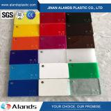 Farbiger Acrylblatt-Milch-weißer Acrylvorstand für Zeichen 2mm