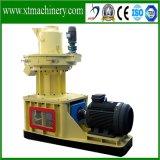 Электродвигатель Siemens, SKF подшипник, ABB электрические компоненты, хорошее качество древесины пресс-гранулятор