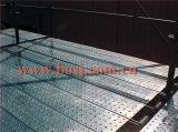 Steel galvanizzato Plank per Scaffolding System Roll Forming Making Machine Singpore
