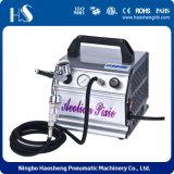最もよい販売法のエアブラシの圧縮機キットのTemporartの入れ墨の空気圧縮機