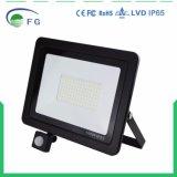 30W LED Flut-Licht mit PIR 10-50W Flutlicht mit Beleuchtung des Bewegungs-Fühler-LED