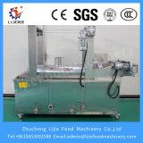 Frigideira das cascas da carne de porco/máquina contínuas automáticas da fritura