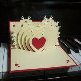 Salutation de bricolage, cartes d'anniversaire / cartes de papier vierge / se souvenir des cartes