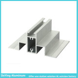 Perfil de anodização da cor da extrusão de alumínio de alumínio da fábrica