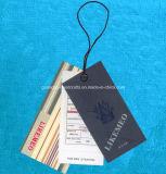 ClothingのためのCardboard Hang Tagsをカスタム設計しなさい