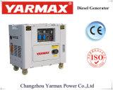 Бесшумный дизельный генератор с Yarmax Four-Stroke двигателей